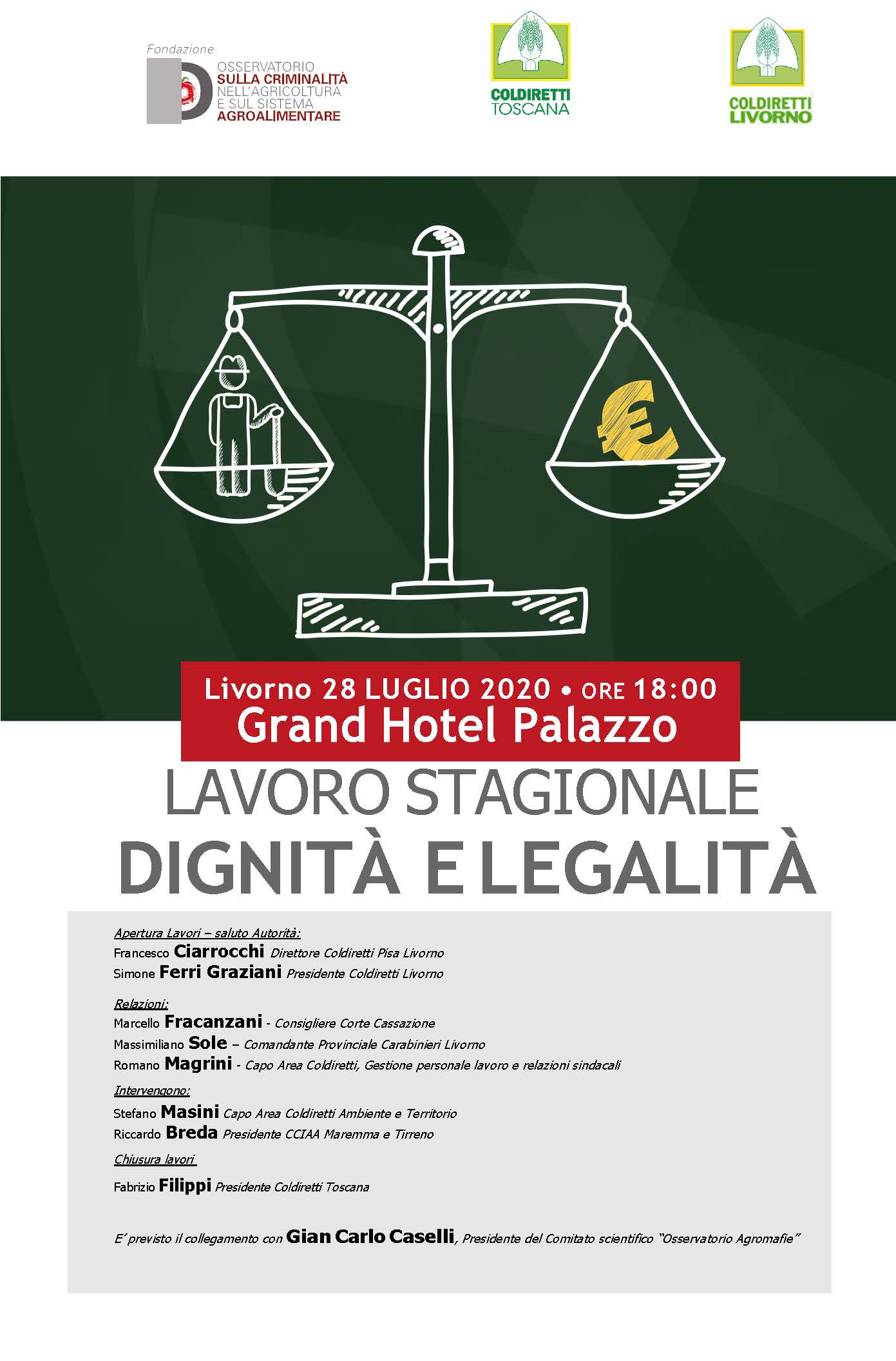 lavoro stagionale