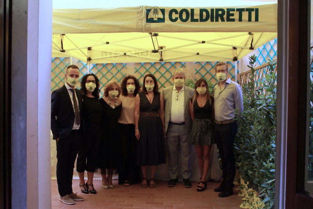 Una nuova sede per Coldiretti Pisa