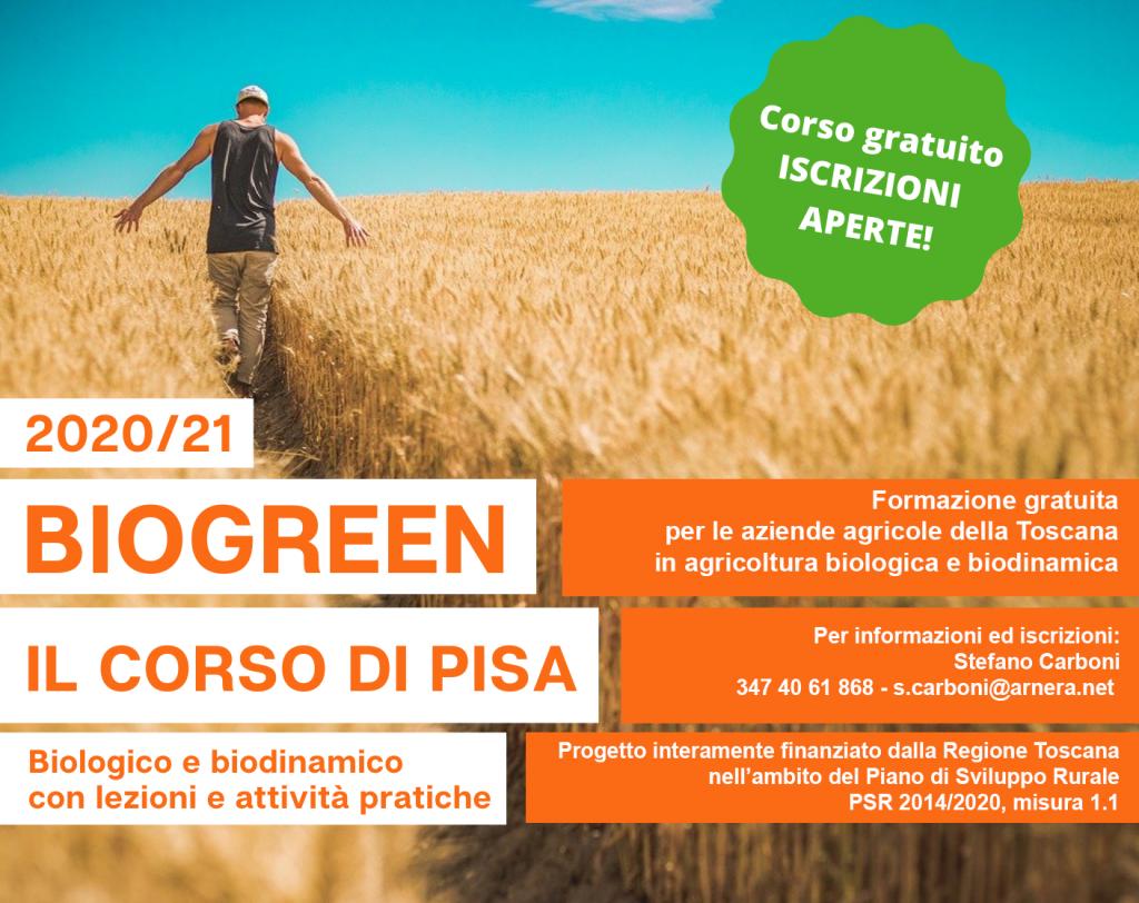 agricoltura biologica e biodinamica